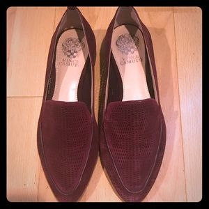 Vince Camuto 'Kade' Perforated Loafers
